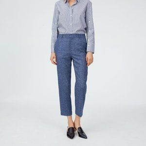 🌼 Club Monaco navy heather Betia pants